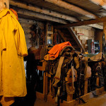 Ranch tack room
