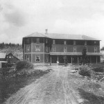 Lodge in 1900s